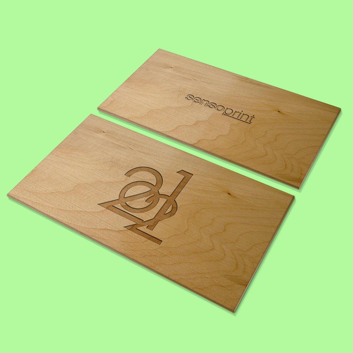 https://www.sensoprint.frcarte de vœux en bois